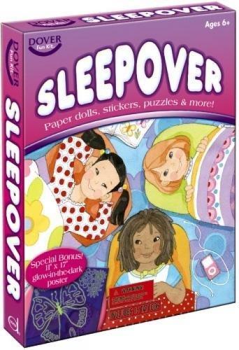 9780486477114: Sleepover Fun Kit (Dover Fun Kits) (English and English Edition)