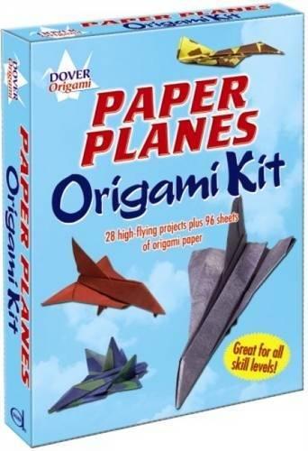 9780486477176: Paper Planes Origami Kit (Dover Fun Kits)