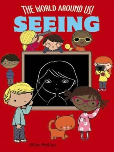 9780486477312: The World Around Us! Seeing (Dover Coloring Books)