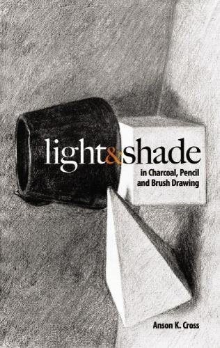 9780486477336: Light and Shade in Charcoal, Pencil and Brush Drawing (Dover Art Instruction)