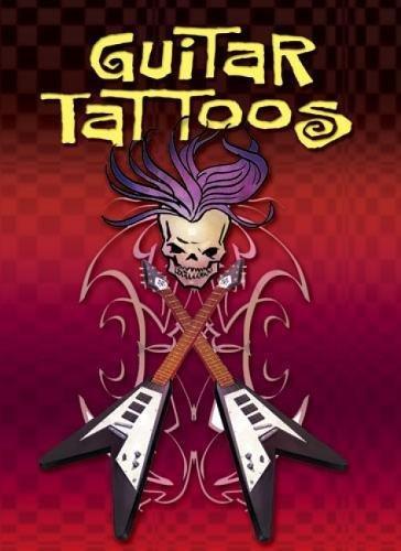 9780486477640: Guitar Tattoos (Dover Tattoos)