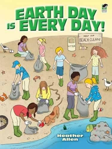 9780486477657: Earth Day Is Every Day! (Dover Children's Activity Books)