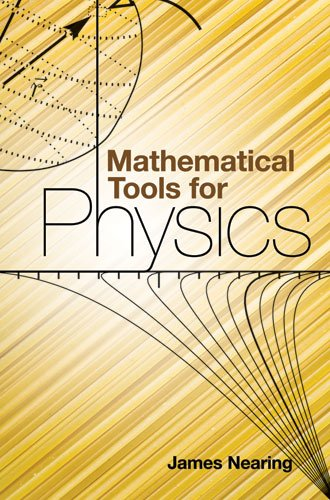 9780486477725: Mathematical Tools for Physics (Dover Books on Mathematics)