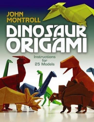 9780486477800: Dinosaur Origami (Dover Origami Papercraft)
