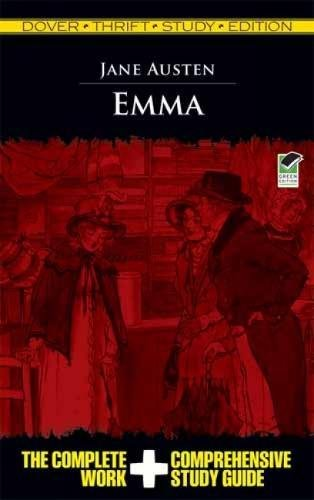 9780486478043: Emma (Dover Thrift Study Edition)