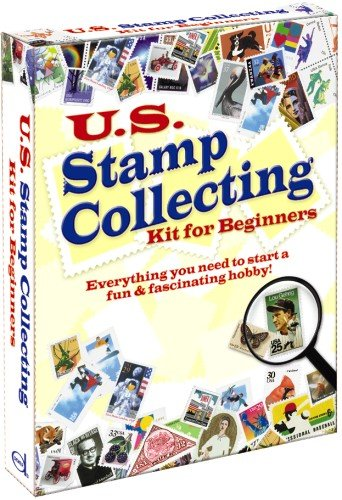 9780486478203: U.S. Stamp Collecting Kit for Beginners (English and English Edition)