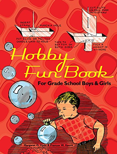 9780486478395: Hobby Fun Book: For Grade School Boys and Girls (Dover Children's Activity Books)