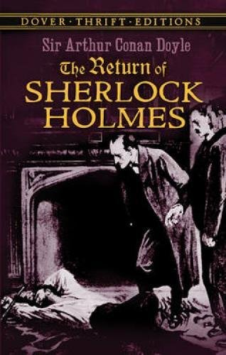 9780486478739: The Return of Sherlock Holmes (Dover Thrift Editions)