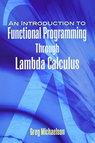 9780486478838: An Introduction to Functional Programming Through Lambda Calculus