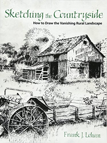 9780486478876: Sketching the Countryside: How to Draw the Vanishing Rural Landscape (Dover Art Instruction)