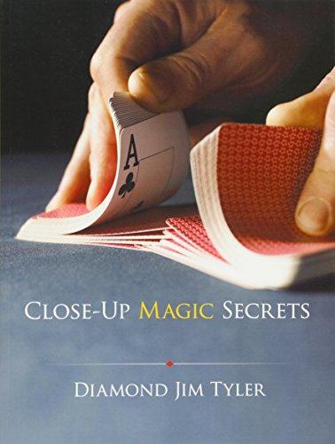 9780486478913: Close-Up Magic Secrets (Dover Magic Books)