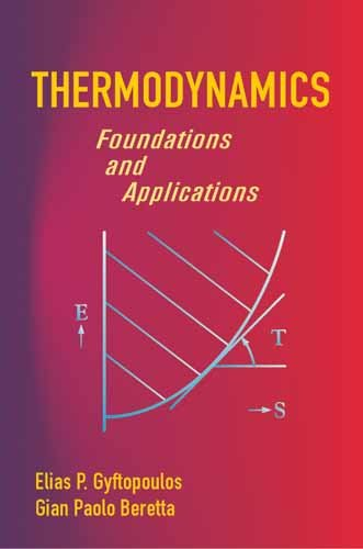 9780486479255: Thermodynamics: Foundations and Applications