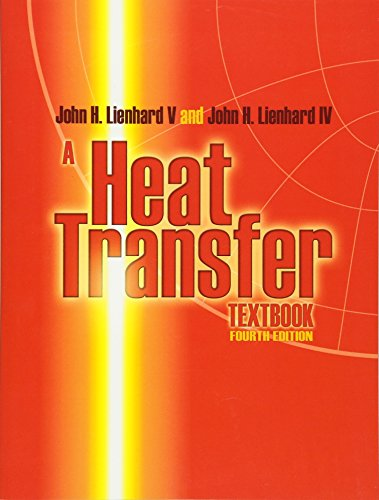 9780486479316: A Heat Transfer Textbook: Fourth Edition (Dover Civil and Mechanical Engineering)