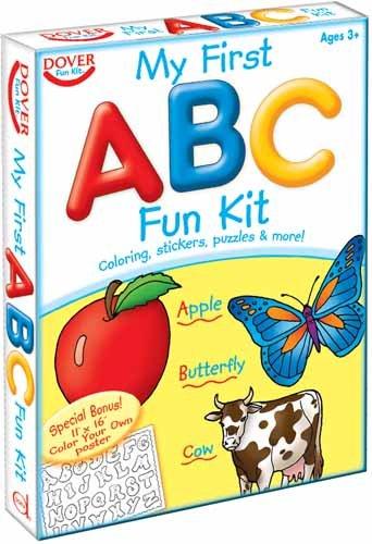 9780486479378: My First ABC (Dover Fun Kits)
