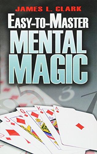 9780486479545: Easy-to-Master Mental Magic (Dover Magic Books)