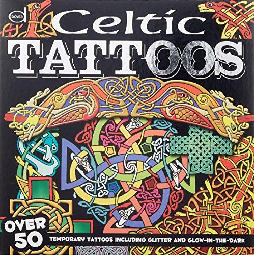 9780486479958: Celtic Tattoos (Dover Fun Kits)