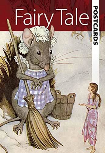9780486480152: Fairy Tale (Dover Postcards)