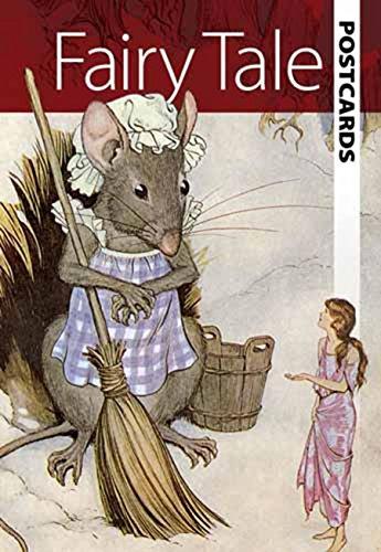 9780486480152: Fairy Tale Postcards