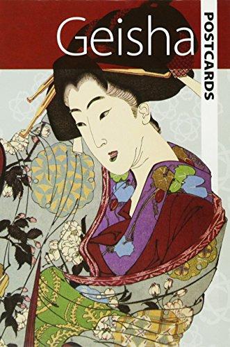 9780486480213: Geisha (Dover Postcards)