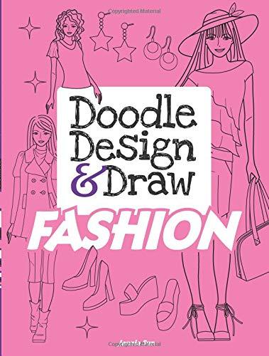 9780486480503: Doodle Design & Draw FASHION (Dover Doodle Books)