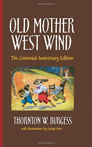 9780486480510: Old Mother West Wind: The Centennial Anniversary Edition (Dover Children's Classics)