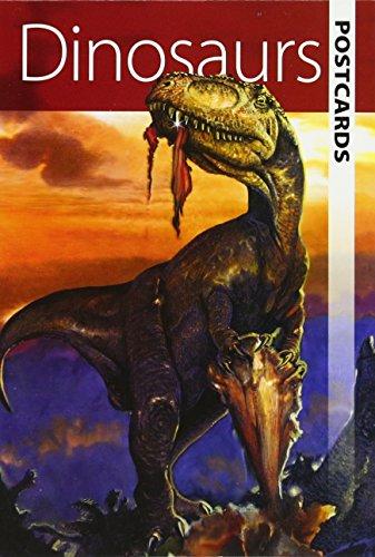 9780486480657: Dinosaurs Postcards (Dover Postcards)