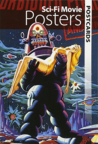 9780486480800: Sci-Fi Movie Posters Postcards (Dover Postcards)