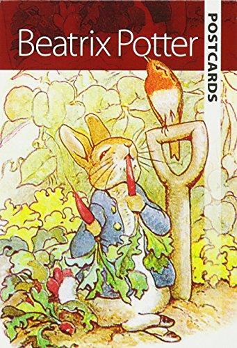9780486480817: Beatrix Potter (Dover Postcards)