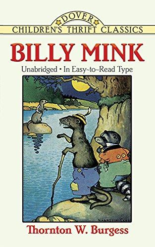 9780486481074: Billy Mink (Dover Children's Thrift Classics)