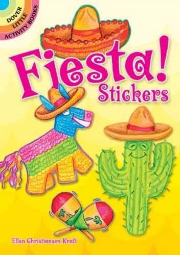 Fiesta! Stickers: Kraft, Ellen Christiansen