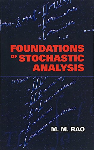 9780486481227: Foundations of Stochastic Analysis (Dover Books on Mathematics)