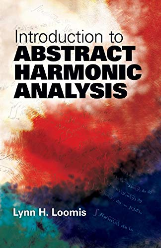 9780486481234: Introduction to Abstract Harmonic Analysis (Dover Books on Mathematics)