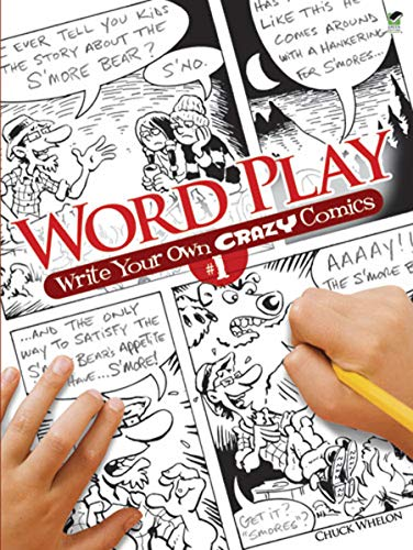 9780486481654: Word Play: Write Your Own Crazy Comics #1 (Dover Children's Activity Books)