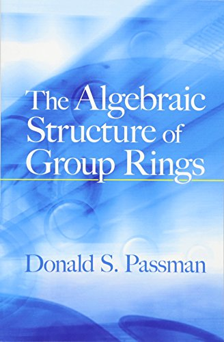 9780486482064: The Algebraic Structure of Group Rings (Dover Books on Mathematics)
