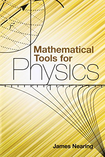 9780486482125: Mathematical Tools for Physics (Dover Books on Physics)