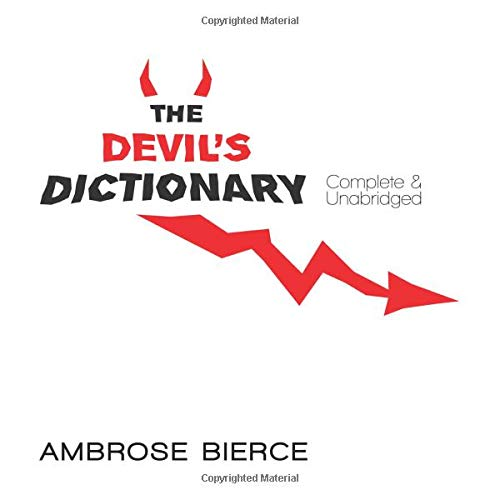 9780486482248: The Devil's Dictionary: Complete & Unabridged