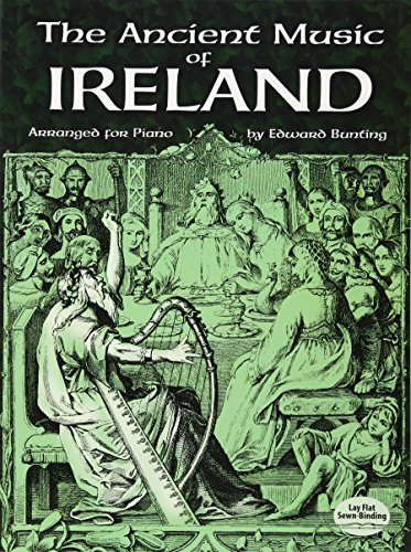 9780486482323: The Ancient Music of Ireland Arranged for Piano (Dover Music for Piano)