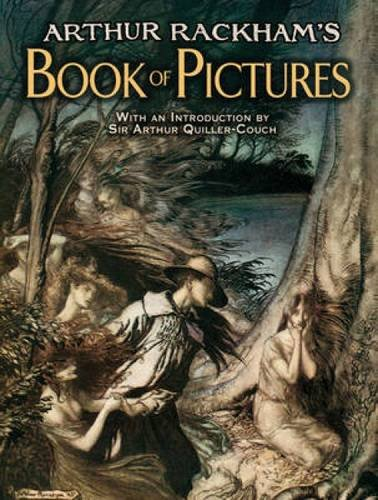 9780486483542: Arthur Rackham's Book of Pictures (Dover Fine Art, History of Art)
