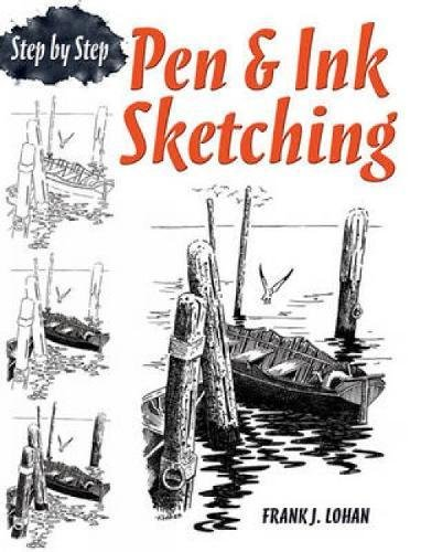 9780486483597: Pen & Ink Sketching: Step by Step (Dover Art Instruction)
