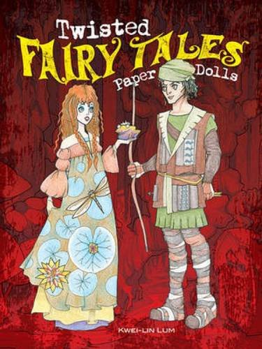 9780486484419: Twisted Fairy Tales Paper Dolls (Dover Paper Dolls)