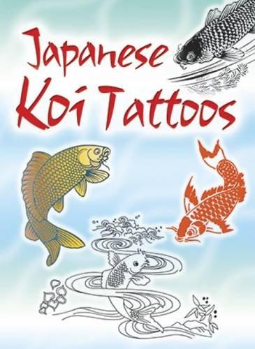 9780486484426: Japanese Koi Tattoos (Dover Tattoos)