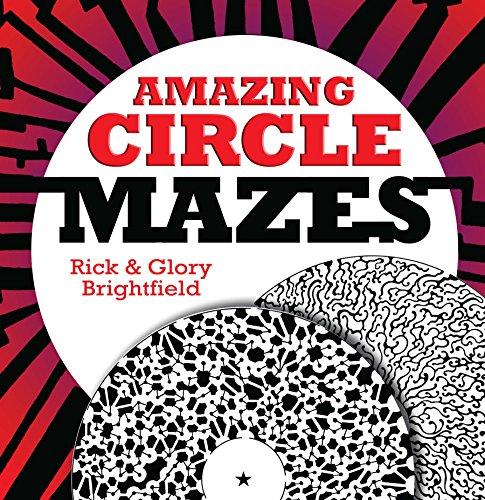 9780486484488: Amazing Circle Mazes (Dover Children's Activity Books)