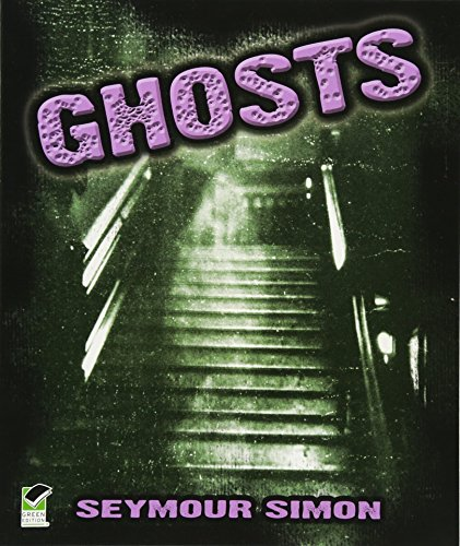 9780486484693: Ghosts (Dover Children's Science Books)