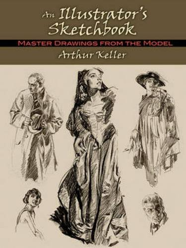 9780486485164: An Illustrator's Sketchbook: Master Drawings from the Model