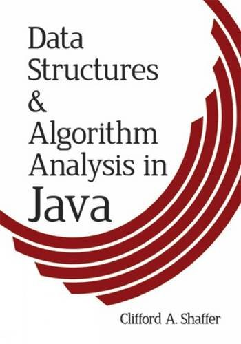 9780486485812: Data Structures and Algorithm Analysis in Java, Third Edition (Dover Books on Computer Science)