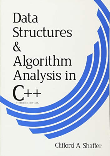 9780486485829: Data Structures & Algorithm Analysis in C++