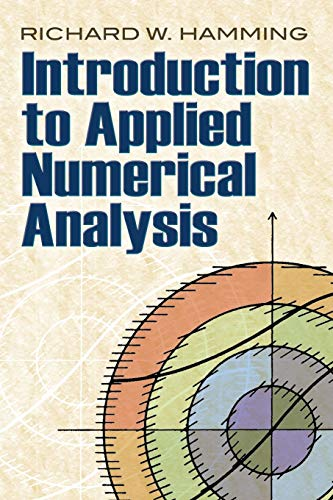 9780486485904: Introduction to Applied Numerical Analysis (Dover Books on Mathematics)