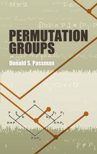 9780486485928: Permutation Groups (Dover Books on Mathematics)