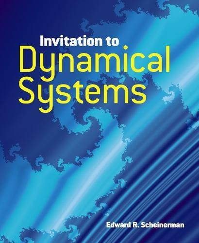 9780486485942: Invitation to Dynamical Systems (Dover Books on Mathematics)