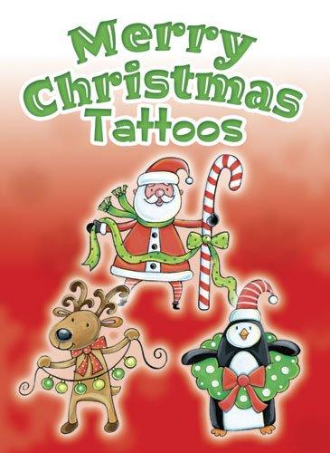 9780486486093: Merry Christmas Tattoos (Dover Tattoos)